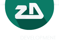 Zone-in Development Logo